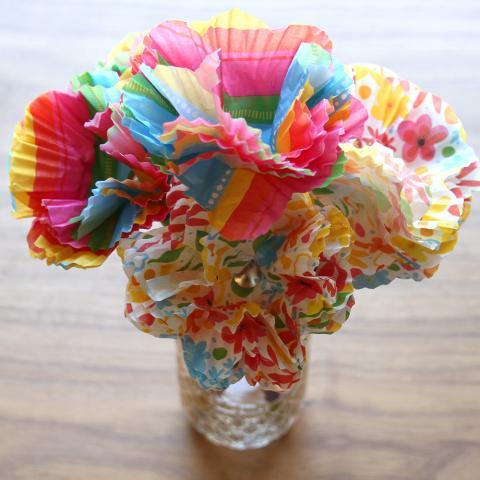 DIY Flower Pencils, Super Easy!