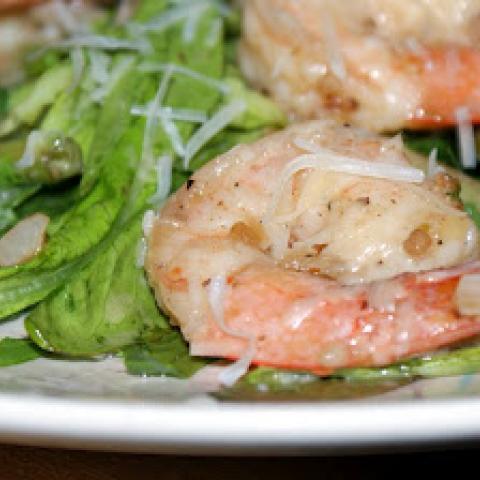 Fresh Shrimp Salad Recipe