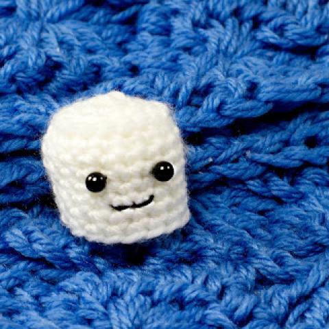 Marshmallow Amigurumi Pattern