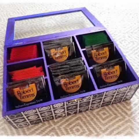 Tea Chest Gift