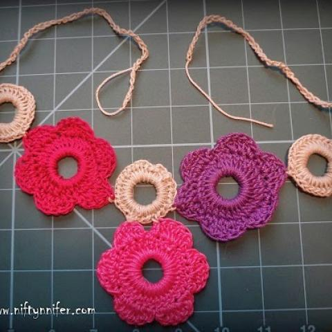 The Essence Of Spring Necklace