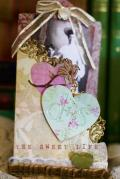 Valentine Tag Card